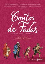 CONTOS DE FADAS: EDIÇÃO BOLSO DE LUXO (CLÁSSICOS ZAHAR) - BRANCA DE NEVE, CINDERELA, JOÃO E MARIA, RAPUNZEL, O GATO DE BOTAS, O PATINHO FEIO, A PEQUENA SEREIA