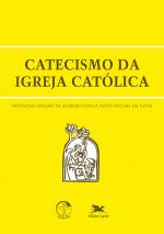 CATECISMO DA IGREJA CATÓLICA (BOLSO COM CAPA CRISTAL) - EDIÇÃO TÍPICA VATICANA - DIMENSÕES: 12CM X 17CM (LARG X ALT)