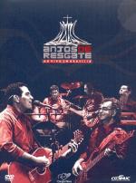 DVD ANJOS DE RESGATE AO VIVO EM BRASILIA