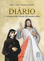 DIARIO A MISERICORDIA DIVINA DA MINHA ALMA - CAPA DURA