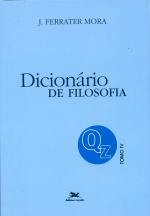DICIONÁRIO DE FILOSOFIA - TOMO IV
