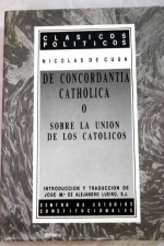 DE CONCORDANTIA CATHOLICA O SOBRE LA UNIÓN DE LOS CATOLICOS
