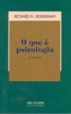 QUE E PSICOLOGIA, O - 21