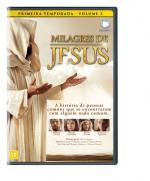DVD MILAGRES DE JESUS - 1 TEMPORADA - VOLUME 02