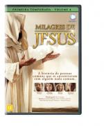 DVD MILAGRES DE JESUS - 1 TEMPORADA - VOLUME 04