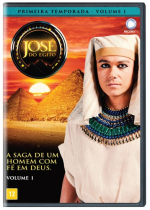DVD JOSÉ DO EGITO - 1 TEMPORADA - VOLUME 01