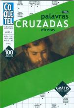 PALAVRAS CRUZADAS DIRETAS - FÁCIL LIVRO 3