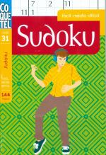SUDOKU - FÁCIL MÉDIO DIFÍCIL (LIVRO31)