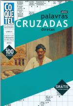 PALAVRAS CRUZADAS DIRETAS - MÉDIO LIVRO 4