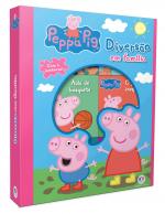 PEPPA PIG - DIVERSÃO EM FAMÍLIA - COM 6 MINI LIVROS