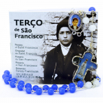TERÇO SÃO FRANCISCO 6MM