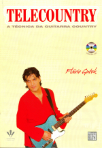 TELECOUNTRY - A TECNICA DA GUITARRA COUNTRY - 1