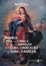 NOVENA MARIA PISA NA CABEÇA DA SERPENTE PELA CURA E LIBERTAÇÃO DE TODA A FAMÍLIA