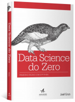 DATA SCIENCE DO ZERO - PRIMEIRAS REGRAS COM O PYTHON