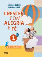 CONJUNTO CRESCER COM ALEGRIA E FÉ 1º ANO