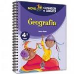 NOVO CONHECER E CRESCER - GEOGRAFIA - 4º ANO - 1ª