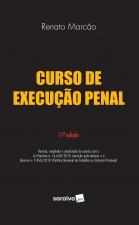 CURSO DE EXECUÇÃO PENAL - 17ª EDIÇÃO DE 2019