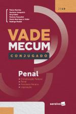 VADE MECUM CONJUGADO PENAL - COLEÇÃO VADE MECUM CONJUGADO