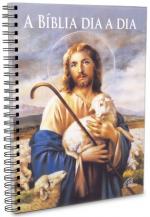 BÍBLIA DIA A DIA 2020 - WIRE-O - BOM PASTOR