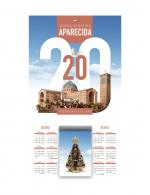 FOLHINHA NOSSA SENHORA APARECIDA 2020 - APARECIDA