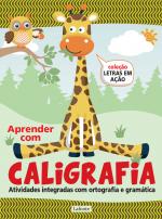 APRENDER COM CALIGRAFIA  ED. 01