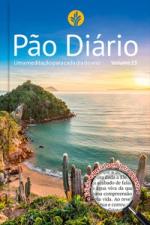 PÃO DIÁRIO VOL. 23 - LETRA GIGANTE PAISAGEM