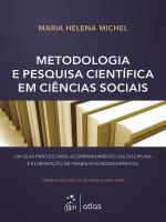 METODOLOGIA E PESQUISA CIENTÍFICA EM CIÊNCIAS SOCIAIS