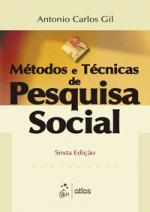 MÉTODOS E TÉCNICAS DE PESQUISA SOCIAL