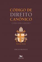 CÓDIGO DE DIREITO CANÔNICO (BILÍNGUE - CAPA DURA)