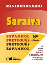 MINIDICIONÁRIO ESPANHOL - 1º ANO
