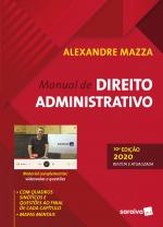 MANUAL DE DIREITO ADMINISTRATIVO - 10ª EDIÇÃO 2020