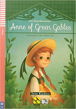 ANNE OF GREEN GABLES 1 WITH AUDIO CD