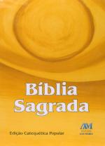BIBLIA SAGRADA CATEQUETICA POPULAR MEDIA