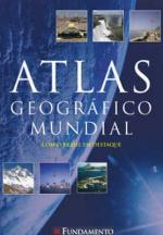ATLAS GEOGRAFICO MUNDIAL - CAPA AZUL