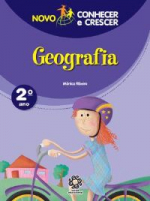 NOVO CONHECER E CRESCER - GEOGRAFIA - 2º ANO - 1ª