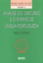 ANALISE DO DISCURSO E O ENSINO DE LINGUA VOL.13
