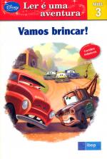 VAMOS BRINCAR! LER E UMA AVENTURA