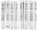 COMENTARIO EXEGETICO CODIGO DERECHO CANONICO - 8 VOLUMES