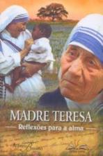 MINI LIVRO - MADRE TERESA REFLEXOES PARA A ALMA