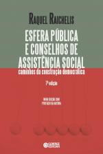 ESFERA PÚBLICA E CONSELHOS DE ASSISTÊNCIA SOCIAL - CAMINHOS DA CONSTRUÇÃO DEMOCRÁTICA