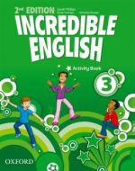 INCREDIBLE ENGLISH 3 AB - 2ND ED