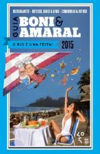 GUIA BONI & AMARAL - 2015 - O RIO É UMA FESTA!