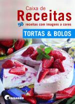 CAIXA DE RECEITAS - TARTES E BOLOS
