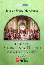 CURSO DE FILOSOFIA DO DIREITO - O HOMEM E O DIREITO