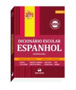 DICIONÁRIO ESCOLAR DE ESPANHOL - MINIDICIONÁRIO ESCOLAR