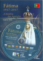 FÁTIMA 1917 2017 - A HISTÓRIA DAS APARIÇÕES LER E VER - COM CD