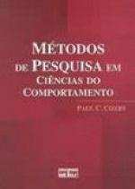 MÉTODOS DE PESQUISA EM CIÊNCIAS DO COMPORTAMENTO