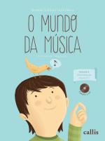 MUNDO DA MÚSICA, O - VOLUME  2 - ALFABETIZAÇÃO MUSICAL