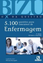 BIZU DE ENFERMAGEM - 5.100 QUESTOES PARA CONCURSOS