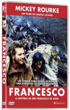 DVD FRANCESCO - A HISTÓRIA DE SÃO FRANCISCO DE ASSIS